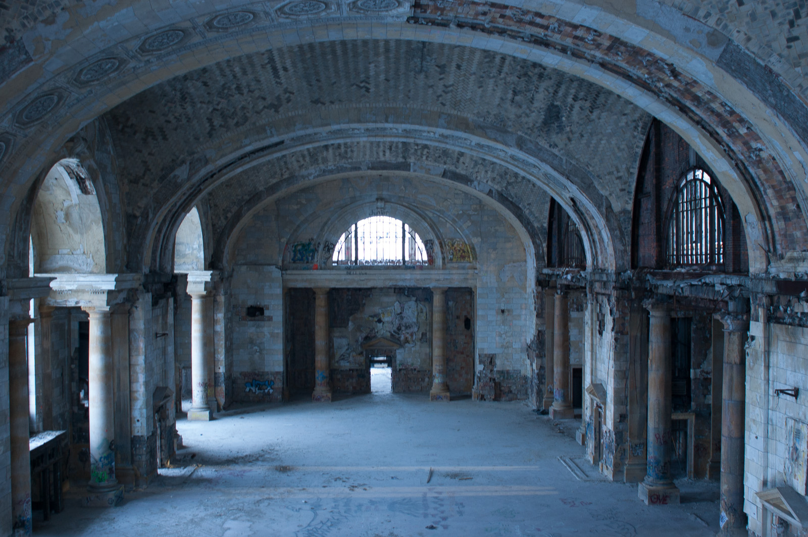 Michigan Central Station | 2010