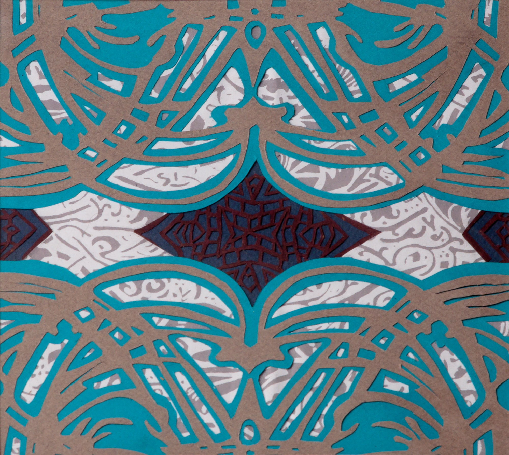 Pattern study | 2009