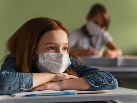 Education at a Glance: From a Dimension of a Pandemic