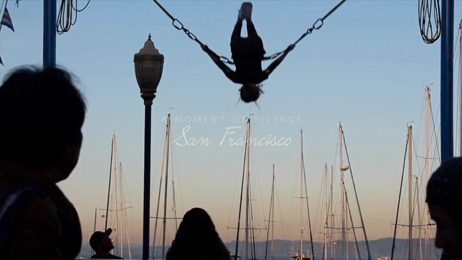 A MOMENT OF SILENCE | SAN FRANCISCO