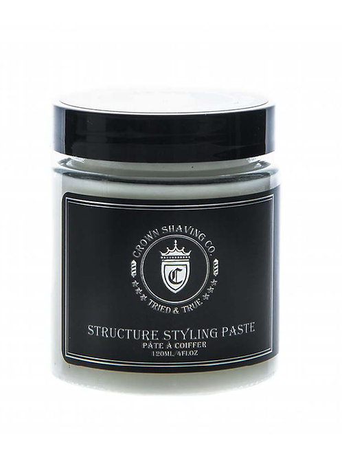 CROWN SHAVE CO STRUCTURE STYLING CREAM
