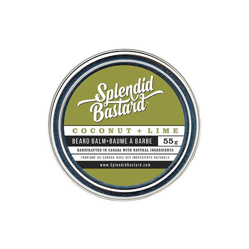 SPLENDID BASTARD BEARD BALM - COCONUT + LlIME