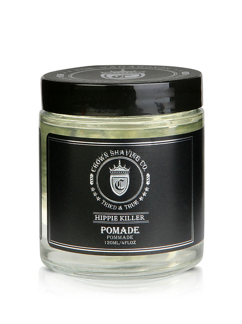 CROWN SHAVE CO POMADE