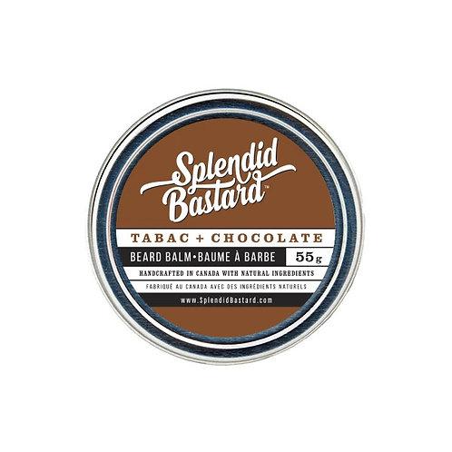 SPLENDID BASTARD BEARD BALM - TABAC + CHOCOLATE