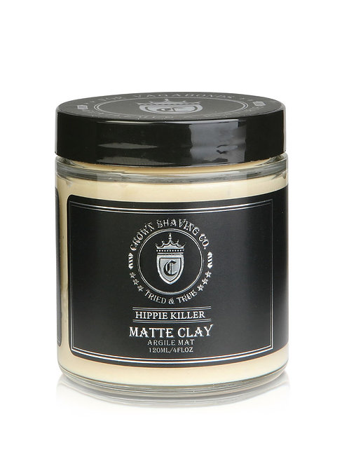 CROWN SHAVE CO MATTE CLAY