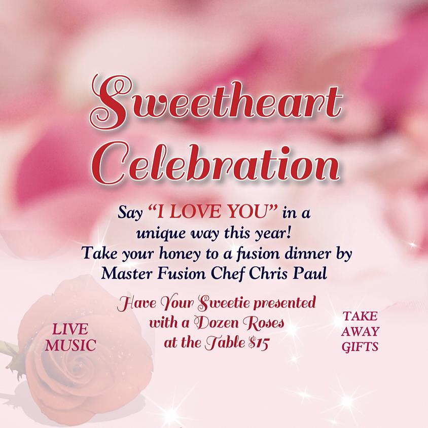 Sweetheart Celebration on Valentine's Day