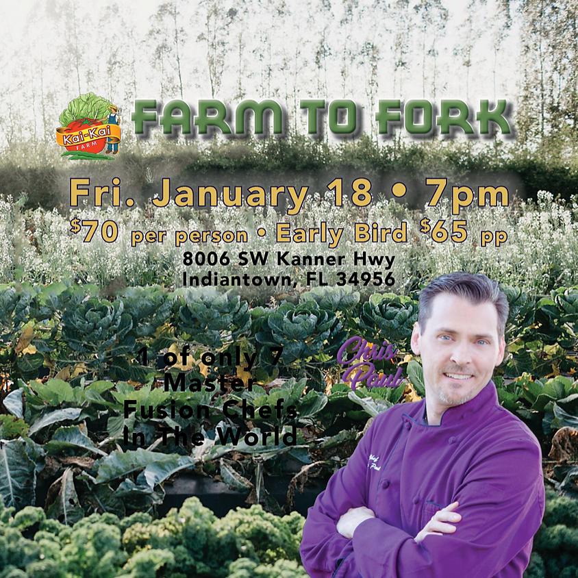 Farm to Fork at Kai Kai Farms