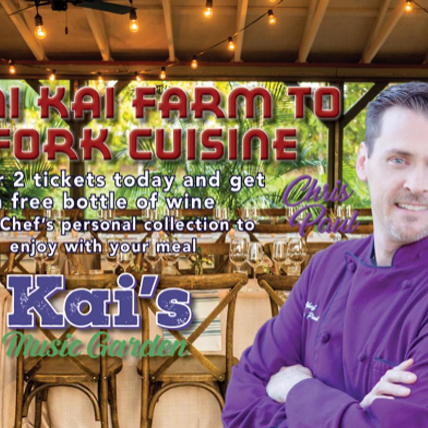 Farm to Fork at Kai Kai Farms (1)