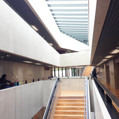 EUROPEAN SCHOOL STRASBOURG      PART OF THE PROJECT TEAM AT AUER WEBER