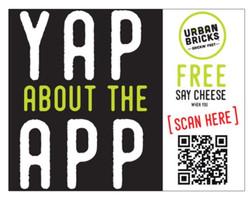 Napkin Holder App Push