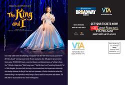 Victoria Theatre Association Postcard Back