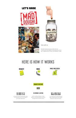 Fundraising Web Design (body)