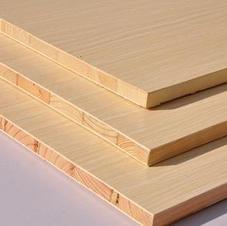 Solid wood core board