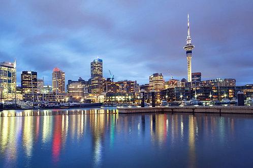 NEW ZEALAND 9D 7M
