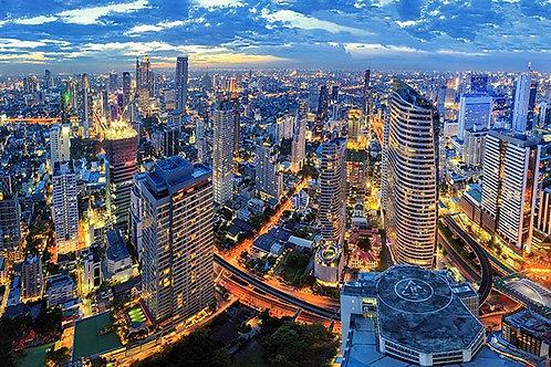 THAILAND 5 WILAYAH 7D6N