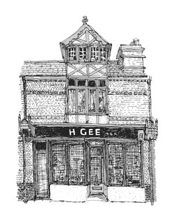 H.Gees, Mill Road, Cambridge