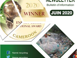 NAMé newsletter Juin