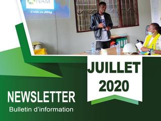 NAMé Recycling juillet 2020