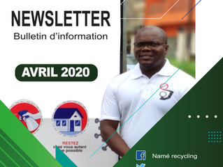 NAMé newsletter Avril