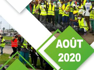 NAMé Recycling Août 2020