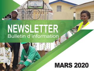NAMé newsletter Mars