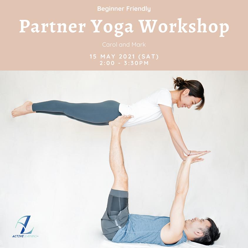 Partner Yoga Workshop