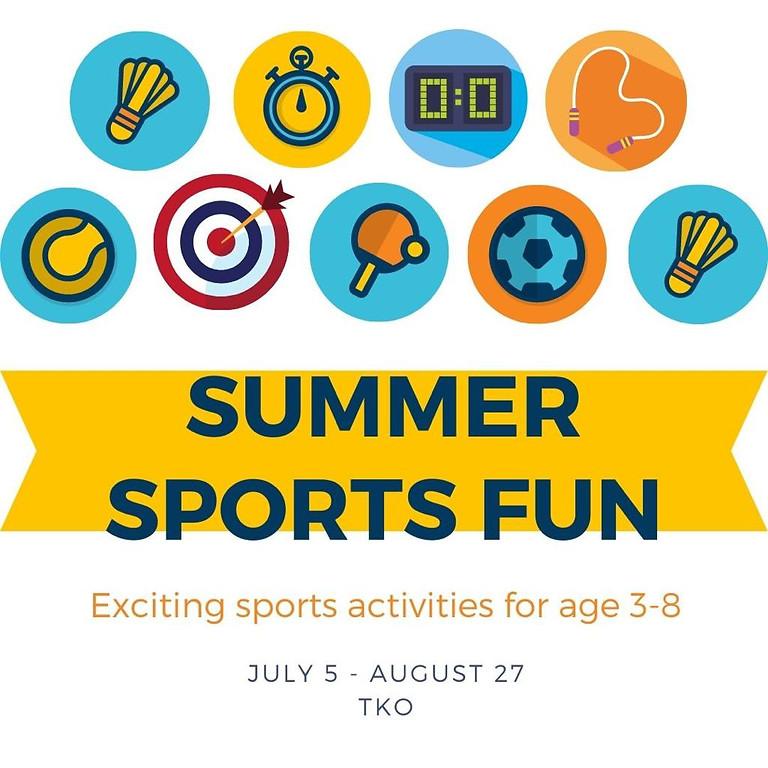 Sports & Fun Activities Summer Camp