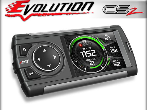 Gas Evolution CS2 Tuning and Monitor