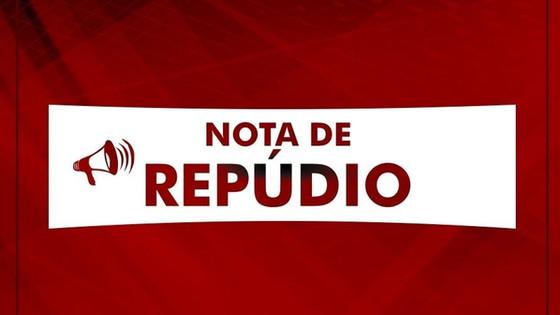 NOTA DE REPÚDIO CONTRA VEREADOR MELLO