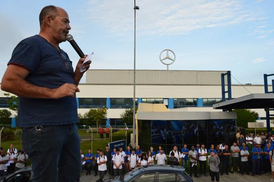 STIM se movimenta para manter Mercedes-Benz em Juiz de Fora