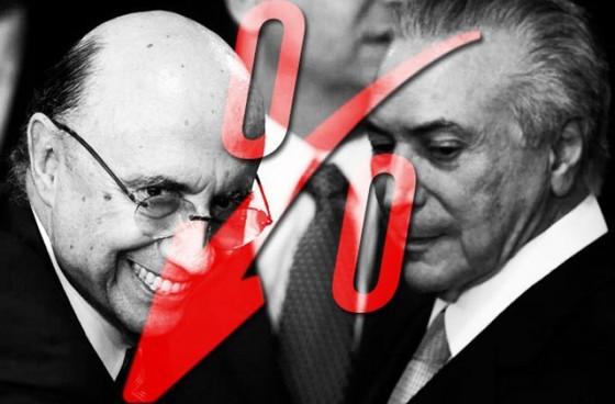 Não tem um indicador positivo na economia brasileira