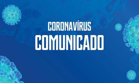 COMUNICADO OFICIAL - COVID-19