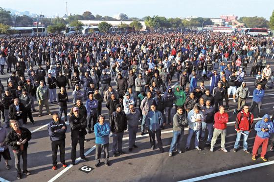STIM declara apoio à greve na Mercedes em São Bernardo