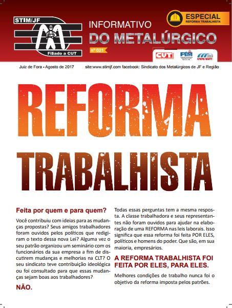 Reforma Trabalhista pode colocar o país no banco dos réus em Corte Internacional