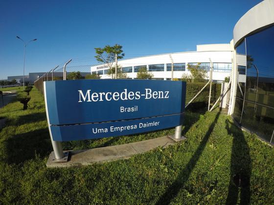 Convocatória Mercedes-Benz