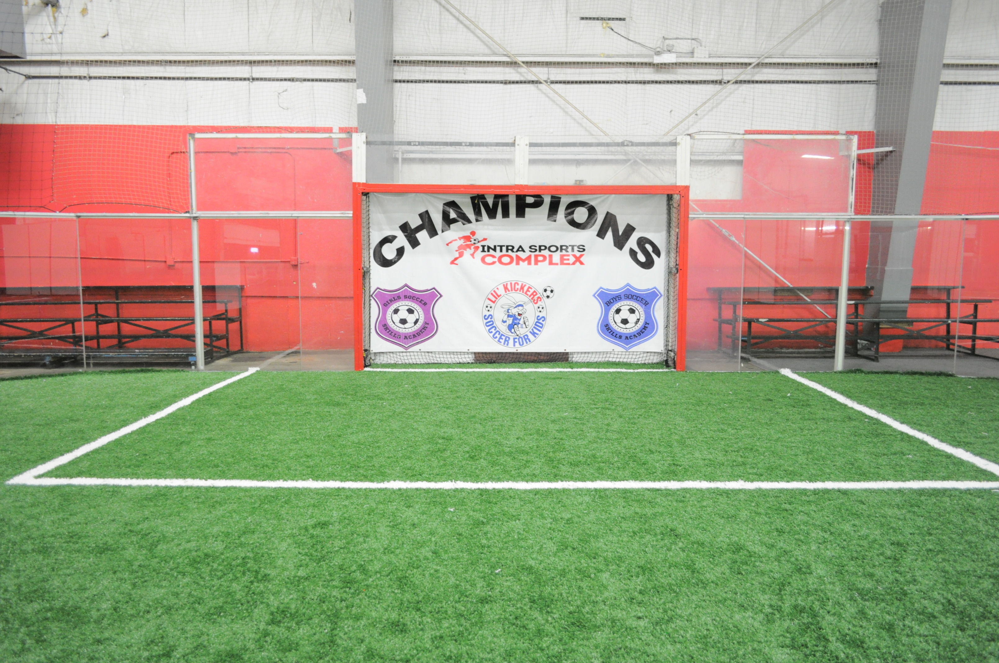 Soccer Field 3