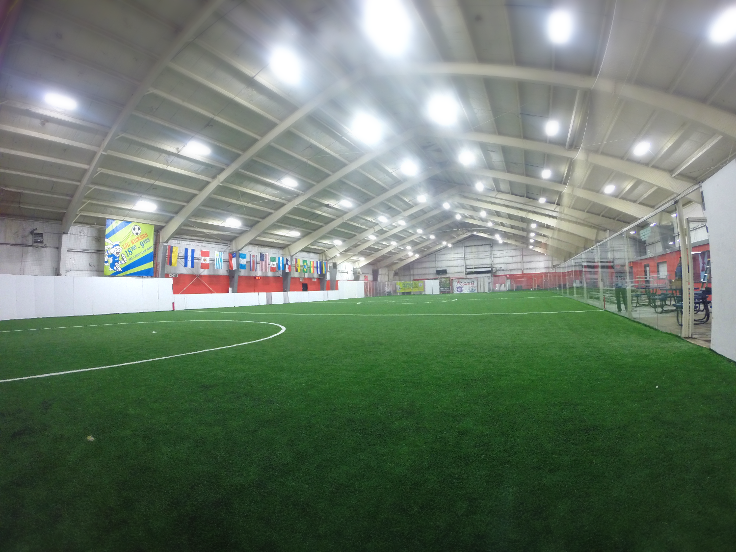 Field 1 Indoor Soccer