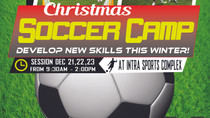Winter Break Soccer Camp