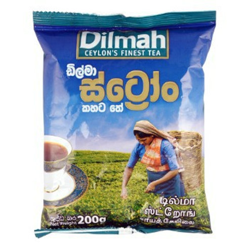Dilmah Strong 200g