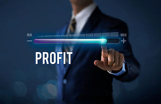 stock-photo-profit-growth-increase-profi