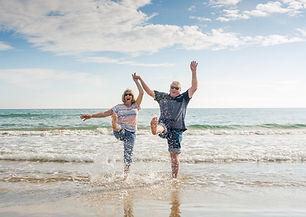 bigstock-Senior-Couple-In-Love-Walking--