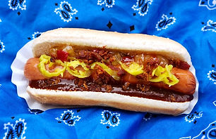Hot Dogs-Gourmet Hot Dogs Newport Beach