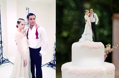 Wedding Cake Toppers-People & Pets in 3D