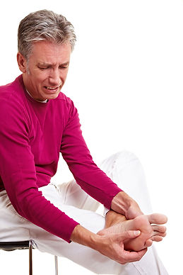bigstock-Senior-Man-With-Foot-Pain-13978