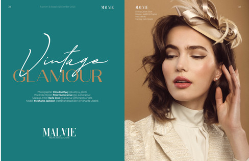 malvie mag the main issue vol. 09 decemb