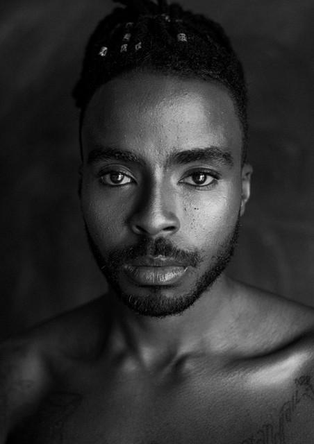 Model: Allan Gachi Photographer: Maryna Yazbeck