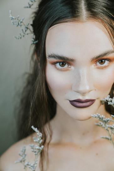 Makeup: Karla Cruz Model: Sharleen Photographer: Maryna Yazbeck