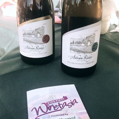 Silvan Ridge Wine