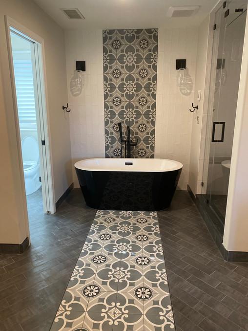 Bathroom Refresh: Primary