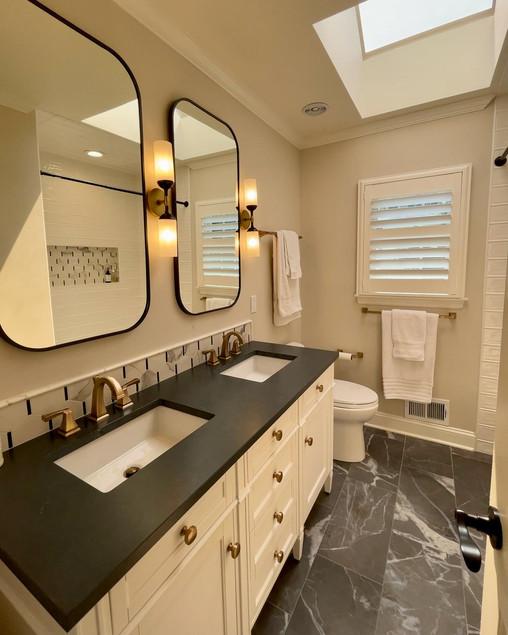 Bathroom Refresh: Secondary